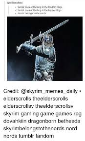 Meme Blogs - 25 best memes about skyrim meme skyrim memes
