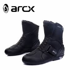 waterproof motocross boots new arcx motorcycle waterproof boots high quality good leather shoes