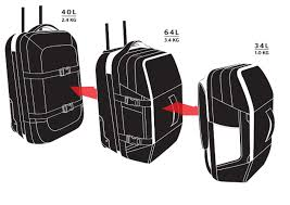 light travel bags luggage f light modular travel bag mens surf and travel luggage rip curl