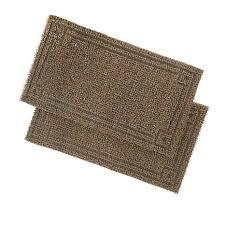 Disney Doormat Field Smith Astroturf Scraper Door Mat 2 Pack 8520358 Hsn