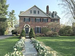 Colonial Revival Homes by Celebrate Mother U0027s Day With A Tour Of Notable Homes Renna Media