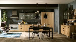 Scavolini Kitchens Diesel Social Kitchen