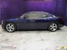 midnight blue dodge charger 2006 dodge charger r t in midnight blue pearl photo 3 261169