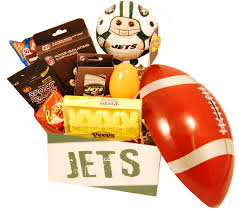 send easter baskets new york jets easter basket a basket to send for grid