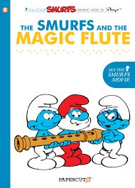 comic books smurfs official website