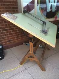 Hamilton Manufacturing Company Drafting Table Martin Universal Design Gallery Art Table Drawing Tables
