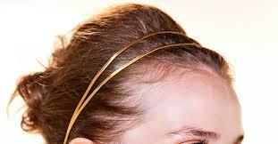 cool hair accessories runway to real 17 cool ways to wear hair accessories byrdie uk