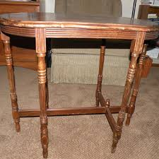 Small Sofa Table by Antique And Vintage Tables Collectors Weekly