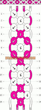easy bracelet tutorials images 102 best friendship bracelet patterns color inspiration diy jpg