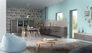 peinture murale cuisine couleur peinture cuisine tendance 3 cuisine verte mur meubles