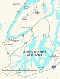 Washington rivers images South puget sound wildlife area washington department of fish jpg