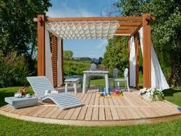 giardini con gazebo il gazebo da giardino in legno gazebo
