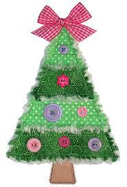 christmas applique rag it up christmas tree applique gg designs embroidery