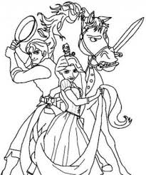 disney princess rapunzel coloring pages tx523b