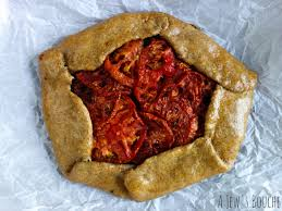 The Slow Mediterranean Kitchen Roasted Tomato Galette Under 5 A Jew U0027s Bouche