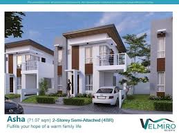 2 storey house designs for small lots house design