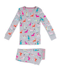 Unicorn Clothes For Girls Pure Cotton Stay Soft Unicorn Print Pyjamas 1 8 Years M U0026s