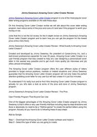 great amazing cover letter creator download 25 on free cover
