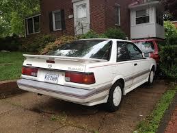 subaru leone hatchback 1989 rx coupe ea82t 4eat restoration old gen 80 u0027s gl dl xt
