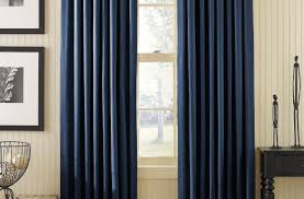 interesting graphic of fascinated black and grey striped curtains