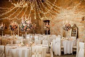 Barn wedding venues – from romantic and rustic to chic and glamorous