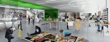 Institute Of Interior Design by Of The Art Institute Of Chicago Campus Master Plan