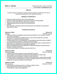 Assistant Manager Job Description For Resume Starbucks Manager Job Description Someone To Write My Essay Web