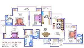 clothing store floor plan layout overview prateek wisteria sector 77 noida prateek buildtech