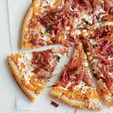 sweet potato balsamic onion and soppressata pizza recipe