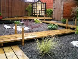 Backyard Landscape Ideas by Rectangular Backyard Landscaping Ideas The Garden Inspirations