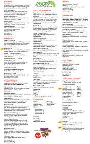 Wildfire Chicago Drink Menu by Irazu Menu 1865 N Milwaukee Ave Chicago Il 60647 773 252 5687