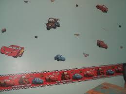 decoration chambre garcon cars sa chambre