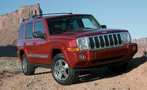 jeeps 2008 jeep commander review reviews car and driver