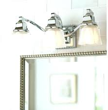 hamilton bay light fixtures hton bay wall sconce sconce chrome bathroom light fixtures best