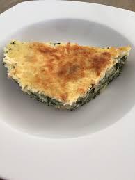 cuisine des blettes quiche sans pâte sans gluten aux blettes cuisine