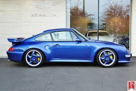 porsche outlaw for sale cobalt blue porsche 993 turbo s for sale exotic car list