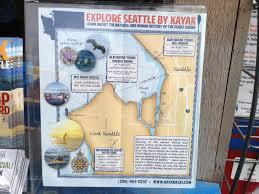 Kayak Map Kayaking The Duwamish River A Review Of Alki Kayak Tours