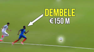 the match that made barcelona buy ousmane dembélé because of his
