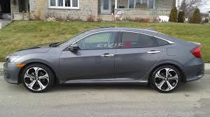 2012 honda civic tire size 2016 civics fitted with 9th si wheels 2016 honda civic