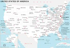cities map usa cities map cities map of usa
