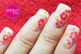 decoraciondeñasflores decoraciondeñasfloresrojas flowersnail