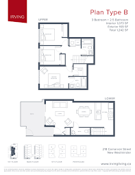 floorplans irving living