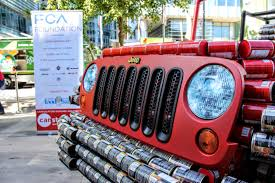 jeep wrangler canada fca canada jeep and the fca foundation celebrate canada day with