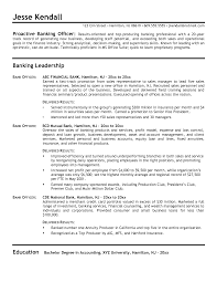 Sample Resume Examples by Banking Resume Samples Personal Banker Resume Samples List Of
