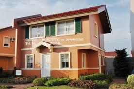 drina model house of camella homes bacolod bacolod city real
