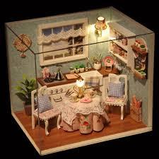 Kitchen Set Toys Box Online Get Cheap Dollhouse Miniature Toys Aliexpress Com