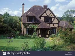 tudor style cottage kingswood surrey england pre 1930 mock tudor style half timbered