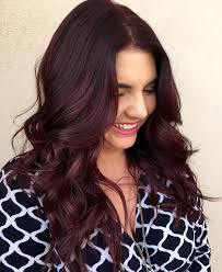 Light Burgundy Hair Best 25 Burgundy Brown Hair Color Ideas On Pinterest Light