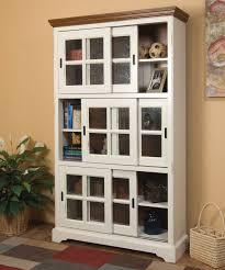 tall bookshelf 5 shelf tall narrow book case white bookcase