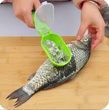 necessaire de cuisine multifonctionnel cuisine nécessaire échelle de poissons scraper